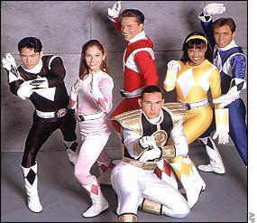 20 Hal Yang Diajarkan Film Power  Ranger